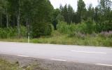 Sydost om Fagerhult korsar banvallen riksväg 23/47, 2007-07-09