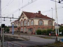 Alvesta station 2007-07-04, Södra stambanan