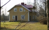 Axelfors station 2011-04-22