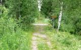 Banvallen mellan Brattfors och Jädraås 2018-06-23