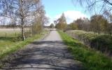 Banvallen mellan Ljunghusen och Skanör 2014-04-18