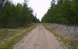 Banvallen mellan Nybro och Orrefors 2007-07-11