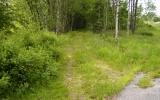 Banvallen öster om Ubbared 2008-06-27