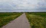 Banvallen söderut från Falköping 2008-06-26