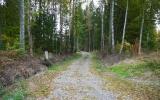 Banvallen söderut från Rävemåla 2008-04-26