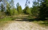 Banvallen strax norr om Gislaved 2008-05-24
