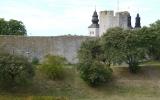 Banvallen utanför ringmuren i Visby 2013-08-18
