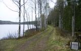 Banvallen vid Hackarpssjön 2010-05-15