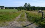 Banvallen vid Hommentorp 2013-07-06