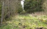 Banvallen vid Skräddaremåla 2008-04-26