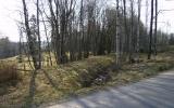 Banvallen vid Ubbared 2011-04-23