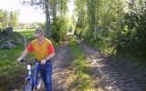Bitvis är det blött och sankt, 2008-05-11