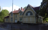 Bjärred station, 2015-05-17