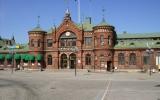 Borås Centralstation 2012-05-01