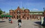 Borås centralstation 2011-06-01