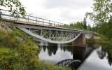 Brintbodarne, järnvägsbron över Vanån 2017-08-10