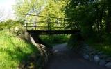 Bro i Stadsparken, Lund, dock ingen järnvägsbro 2015-05-15