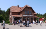 Brösarp station 2013-07-07