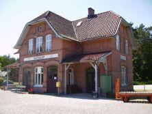Brösarp station, Brösarp-S:t Olof