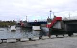Bron över Falsterbo kanal 2014-04-18