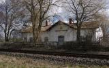 Charlottenlund station, 2015-04-04