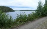 Den lilla sjön med det mäktiga namnet Östersjön vid BLJ 2018-06-25