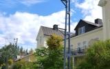 Elstolpar vid Fjugesta station omgjorda till lampor 2014-06-21