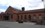 Eslöv station från gatusidan 2013-04-20