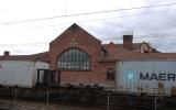 Eslöv station från spårsidan 2013-04-20