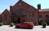 Eslöv station, gatusidan 2014-05-30