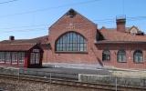 Eslöv station, spårsidan