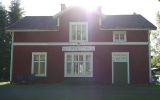 Finnshyttan station 2013-06-19