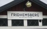 Fridhemsberg station det enda som återstår är skylten 2010-05-13