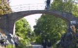 Gångbro vid Hovås 2008-06-14