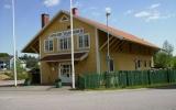 Godsmagasin i Vimmerby, numera vandrarhem, 2012-05-25