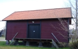 Godsmagasin vid Falsterbo 2014-04-18