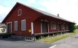 Godsmagasin vid Hästveda station 2013-07-05