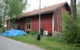 Godsmagasin vid Häverödal station 2016-06-30