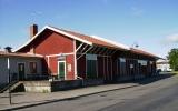 Godsmagasinet vid stationen i Tidaholm 2010-07-06