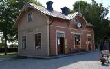 Gotlands Hässelby station (i Dalhem) 2013-08-19