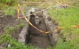 Grop efter vändskiva 2009-08-29