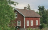 Hackås kombinerad hållplats och banvaktstuga 2017-08-12