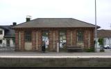 Höör station, ev gamla tredjeklass väntsalen 2014-05-31