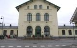 Höör station, gatusidan 2014-05-31