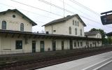 Höör station, spårsidan 2014-05-31