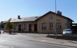 Hvalsø station från gatan 2018-08-07