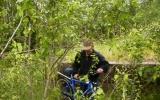 Igenvuxet vid Kianäs 2007-07-09