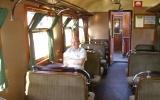 Interiör från järnvägsvagn 2010-07-01