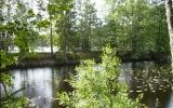 Järnvägsbanken mellan Lenhovda och Sävsjöström 2006-07-22