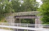 Järnvägsbro i Grönskåra 2007-07-06